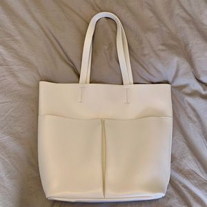Neiman Marcus Bags - Neiman Marcus Leather Tote Bag
